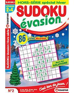 Sudoku Evasion H.S. - Numéro 2