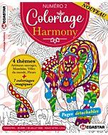 Coloriage Harmony - Numéro 2