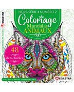 Coloriage Mandalas XXL Hors-série - Numéro 2
