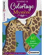 Coloriage Mystère - Numéro 18
