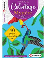 Coloriage Mystère - Numéro 22