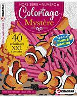 Coloriage Mystere Hors-série - Numéro 6