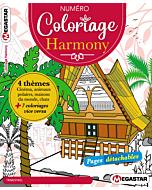 Coloriage Harmony - Abonnements