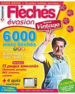 Fléchés Évasion spécial Vintage - Numéro 3