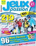 Jeux Passion - Numéro 16