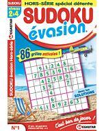 Sudoku Evasion H.S. - Numéro 1