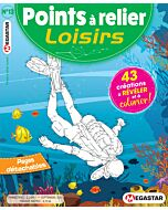 Points à relier Loisirs - Numéro 13