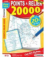 Points à relier 20 000 - Numéro 3