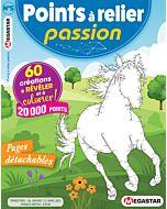 Points à relier Passion - Numéro 5