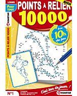 Points à relier 10 000 - Numéro 1