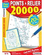 Points à relier 20 000 - Numéro 4
