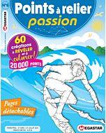Points à relier Passion - Numéro 6