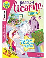 Passion licorne Jeux - Abonnements