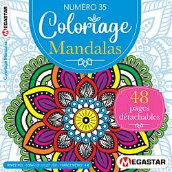 Coloriage Mandalas - Numéro 35