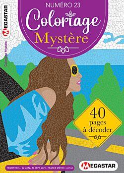 Coloriage Mystère - Numéro 23