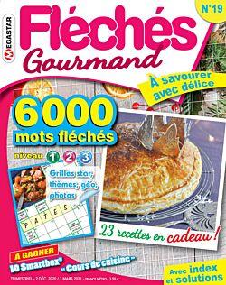 Fléchés Gourmand - Numéro 19