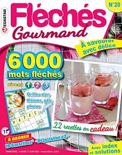 Fléchés Gourmand N°20