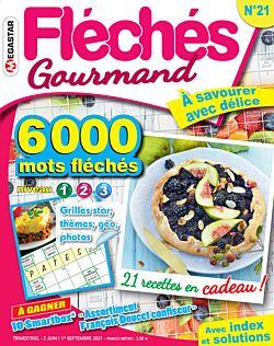 Fléchés Gourmand N°21