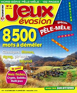 Jeux Évasion spécial Pêle-Mêle - Numéro 4