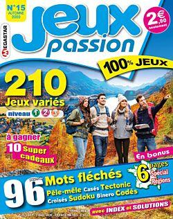 Jeux Passion - Numéro 15