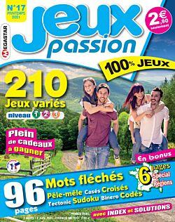 Jeux Passion - Numéro 17