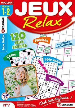 Jeux Relax - Numéro 7