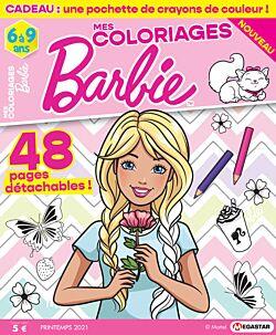 Mes coloriages Barbie - Numéro 2