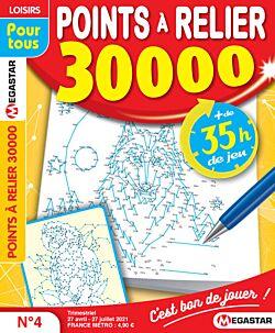 Points à relier 30 000 - Numéro 4