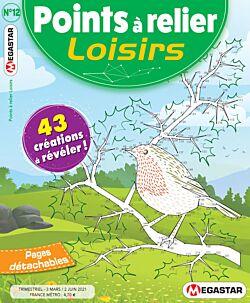 Points à relier Loisirs - Numéro 12