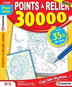 Points à relier 30 000 - Numéro 3