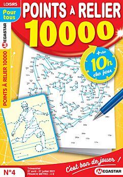 Points à relier 10 000 - Numéro 4