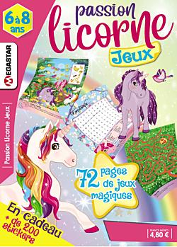 Passion licorne Jeux - Numéro 11